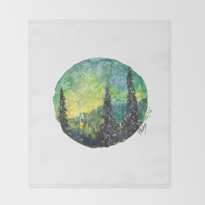 Identify The Infinity Throw Blanket