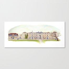 Seamen's Hospital, Greenwich, London, UK Canvas Print