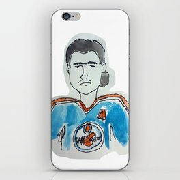 Hockey iPhone Skin