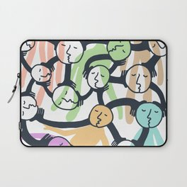 Connected Dreamers Laptop Sleeve