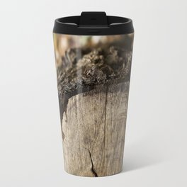 Details in the Forest Travel Mug