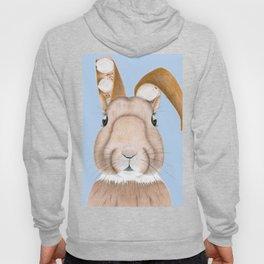 Wisteria Rabbit Hoody