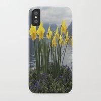 switzerland iPhone & iPod Cases featuring Switzerland by NatalieBoBatalie