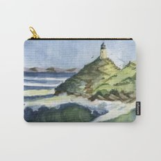 Peaceful Lighthouse V Carry-All Pouch