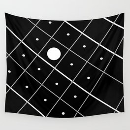 Spying Abstract Wall Tapestry