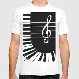 Piano Keys I T-shirt