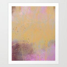 Anthemoessa 13 Art Print