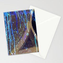 Graffiti & Glow Paint Stationery Cards