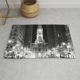 Philly by Night Rug