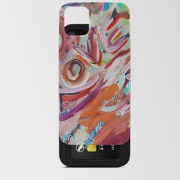Love Grafitti iPhone Card Case