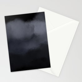 Cloudy Night Stationery Cards
