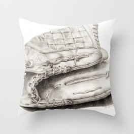 Glove Throw Pillow