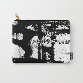 Brush Stroke Art Carry-All Pouch