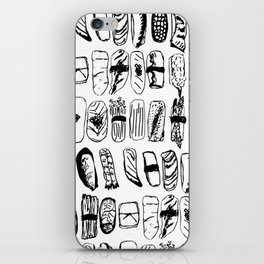 Nigiri Sushi Set iPhone Skin