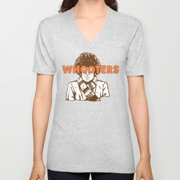 Whooters Unisex V-Neck