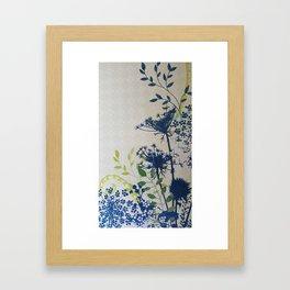 Aunt Mal5 Framed Art Print