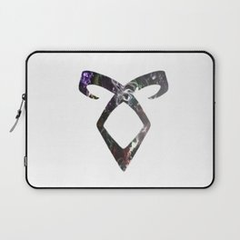 Enkeli Angelic Galaxy Rune Laptop Sleeve