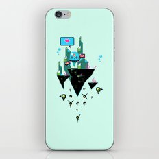 Judge Jelly iPhone & iPod Skin