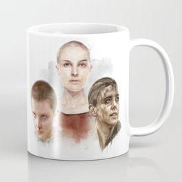 WOMEN // The Real Warriors Coffee Mug