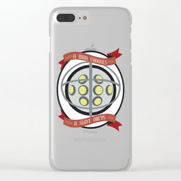 A Man Chooses Clear iPhone Case