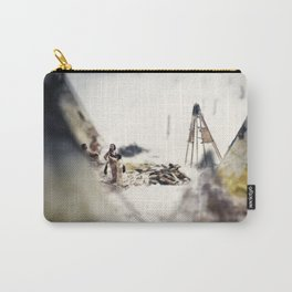 Tom Feiler Aboriginal Mother and Child Carry-All Pouch