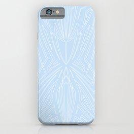 Pinstripe Pattern Creation 9 iPhone Case