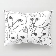 Cats! Pillow Sham