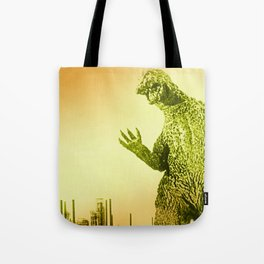 Godzilla 2 Tote Bag