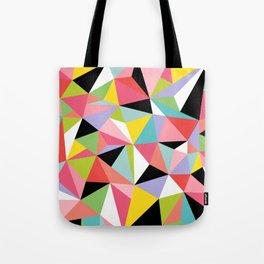 Geometric Jane Tote Bag