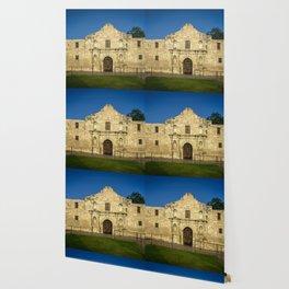 Empty Alamo Wallpaper