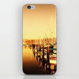 Sausalito Love iPhone Skin