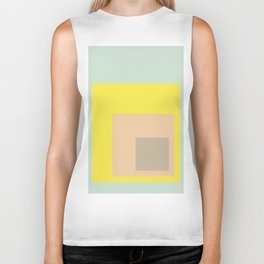 Color Ensemble No. 1 Biker Tank