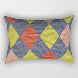 Wrinkled Harlequin II Rectangular Pillow