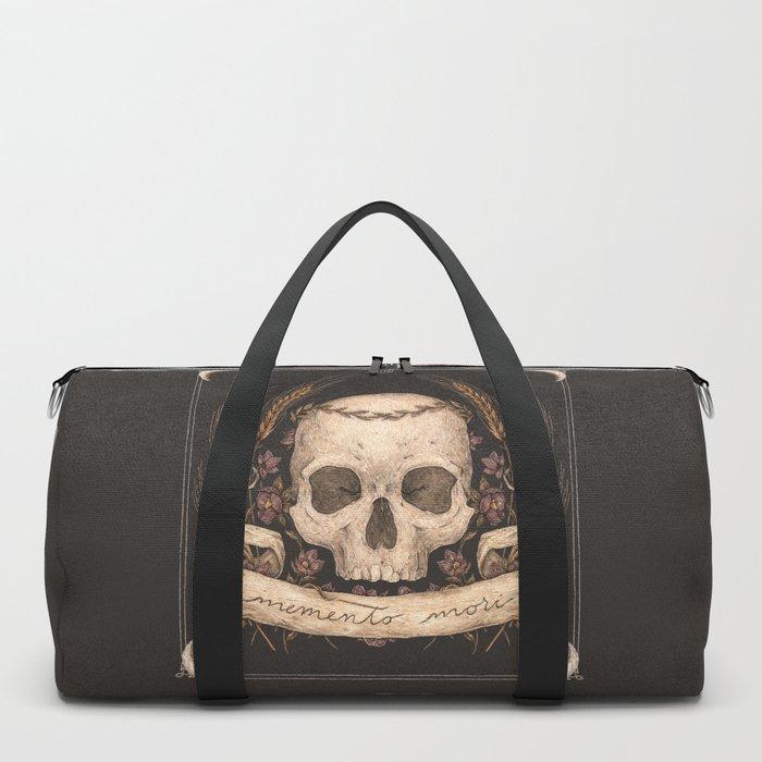 Memento Mori Duffle Bag