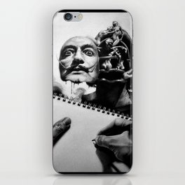 Let's study the Master iPhone Skin