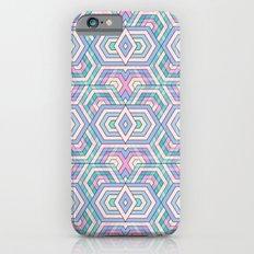 Geo Pattern Slim Case iPhone 6s