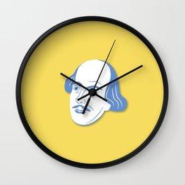 01 / the bard Wall Clock