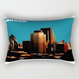 LONDON! Rectangular Pillow