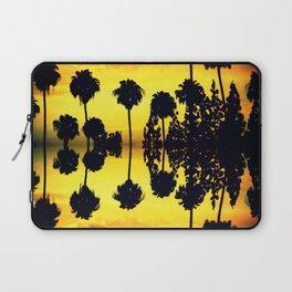 California sunset i Laptop Sleeve