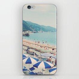 Monterosso al Mare, Cinque Terre, Italy iPhone Skin