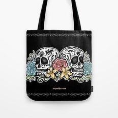Dos Calaveras  Tote Bag