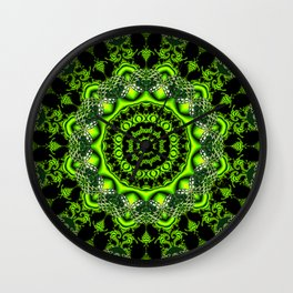 Web of the Spider, Dancing Around in the Forest Wall Clock