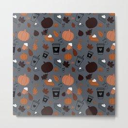 Autumn spice - 002 Metal Print