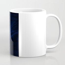 Blue swirl Coffee Mug
