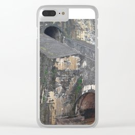 The grand Stairs Clear iPhone Case