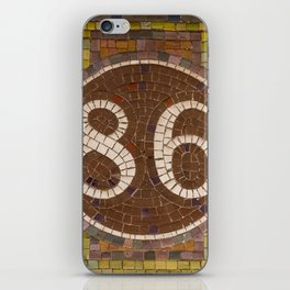 86 iPhone Skin