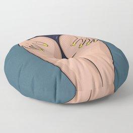 Bad ass Floor Pillow