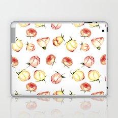 Vintage rose buds pattern Laptop & iPad Skin