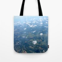 arizona Tote Bags featuring Arizona by Lexi Spinelle