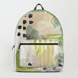 Mossy Design Backpack